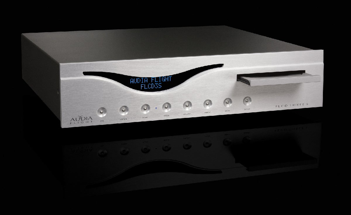 The new FLCD3S cd player is now available - News - Audia