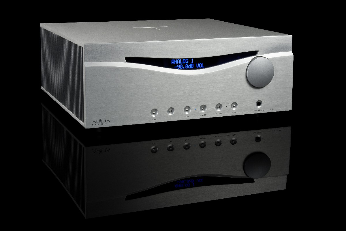 The new FLS10 stereo integrated amplifier is available - News - Audia