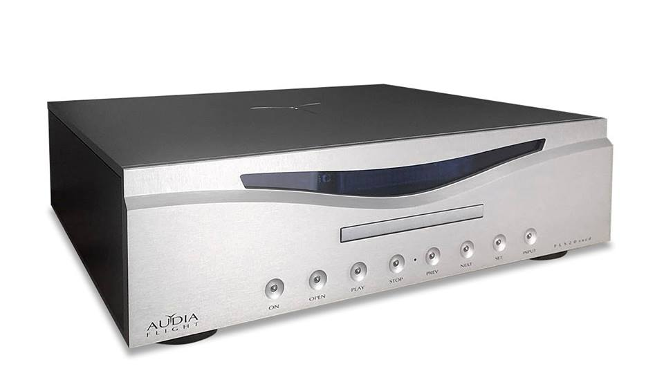 NEW FLS-20 SACD / CD Player - News - Audia