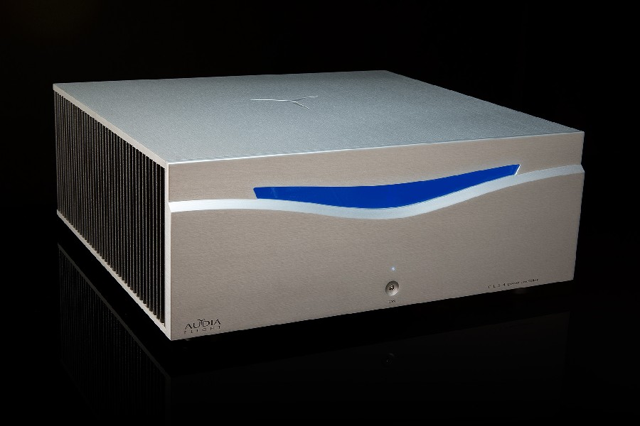FLS4 - FLS - Stereo Power Amplifier - Audia