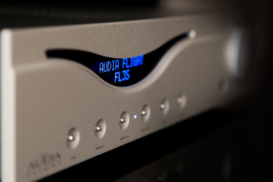 FL THREE S - FL Three S - Integrated Amplifiers - Audia